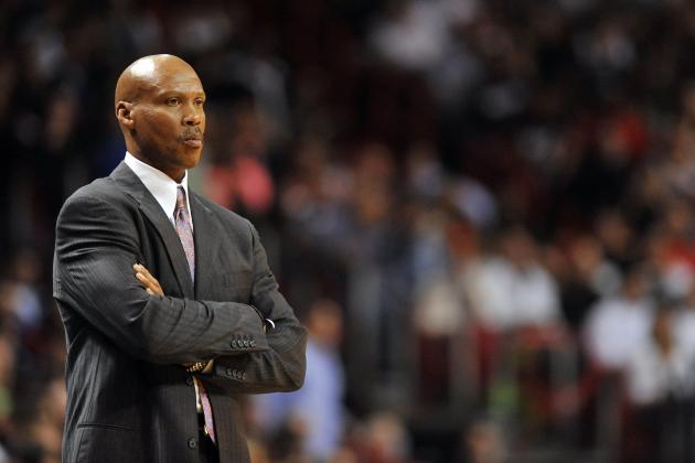 Byron Scott Waiting for 'Good Things' to Become Wins