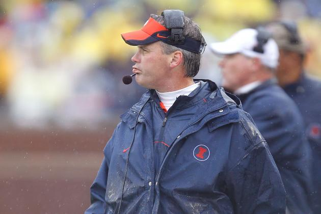 Illinois Football Tim Beckman