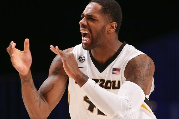Oriakhi Regains Swagger, Game with Mizzou