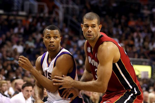 Battier Improving but Doubtful for Thursday