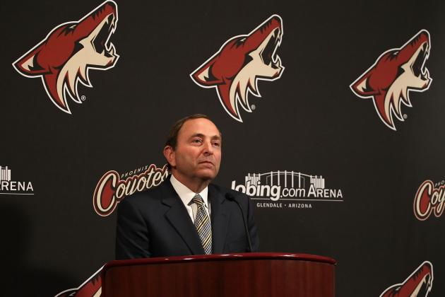 New Financial Report Proves Relocation Best Option for Struggling NHL Teams