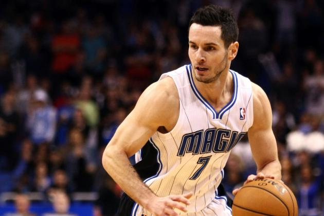 Orlando Magic: J.J. Redick Isn't Worried About Honors, Just Wins