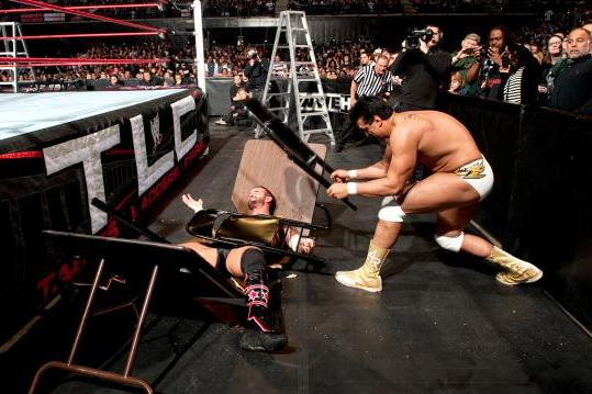 WWE TLC 2012: Why Do Fans Love the Gimmick Matches so Much?
