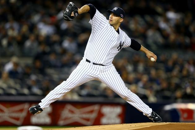 New York Yankees, Andy Pettitte Officially Agree to One-Year, $12M Deal for 2013