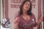 A&M Fan Sings Terribly Awkward Anthem to Johnny Football