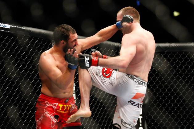 Johny Hendricks or Dan Henderson, Who Possesses the Real H-Bomb?