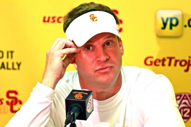 Why USC's Struggles Will Help UCLA and Notre Dame on the Recruiting Trail