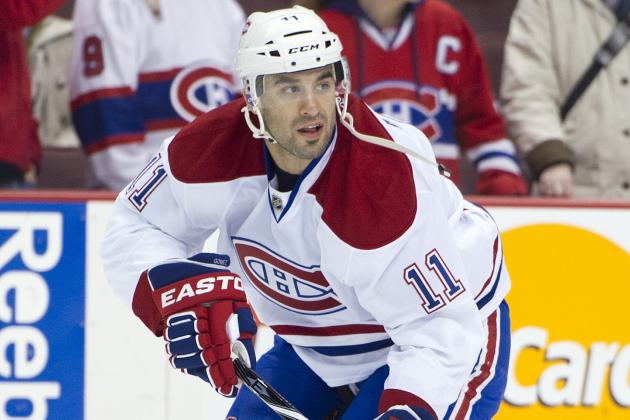 What Should the Montreal Canadiens Do With Veteran Scott Gomez?