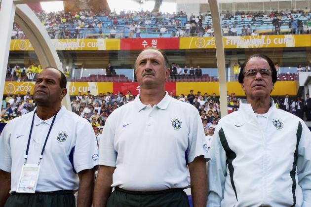 Luiz Felipe Scolari: Immense Pressure Sets New Brazil Manager Up to Fail