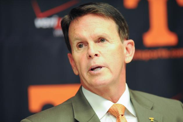 Vols AD Tells Fans to Relax, Trust Him to Find Right Coach