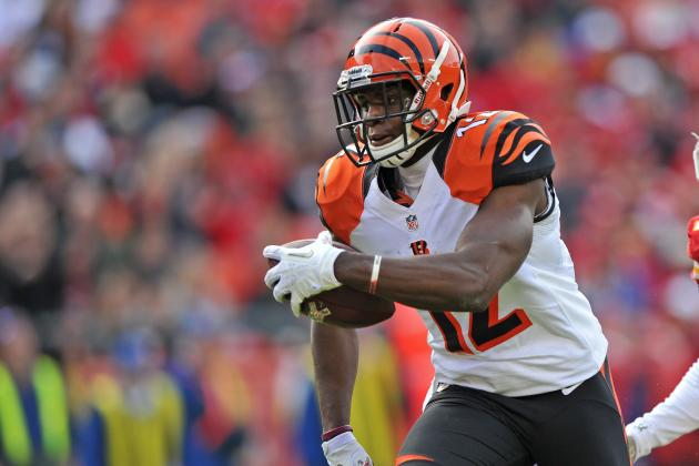 Emergence of Sanu, Peerman Sparking Bengals Offense