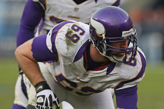 Vikings DE Jared Allen Fined $21,000 for Hit on Lance Louis