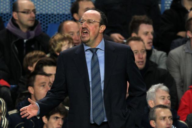 Match Report: Chelsea Still Goalless Under Benitez After 0-0 at Home to Fulham