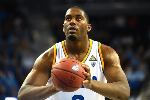 Former McDonald's All-American Joshua Smith Transferring from UCLA