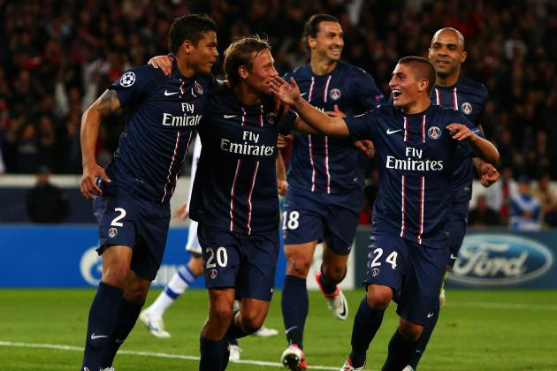 Paris Saint-Germain Have Cash, but Lack Style