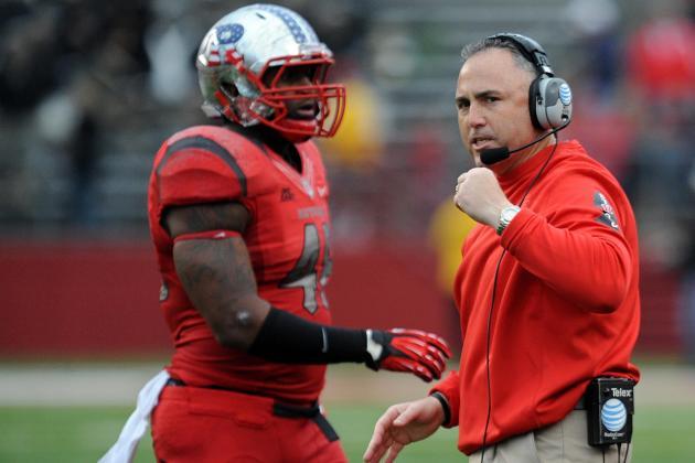 Rutgers vs. Louisville: Big East
