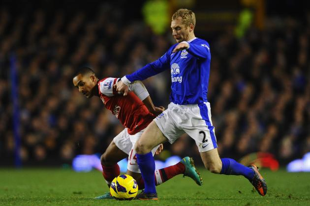 Everton vs. Arsenal: Score, Analysis and Grades
