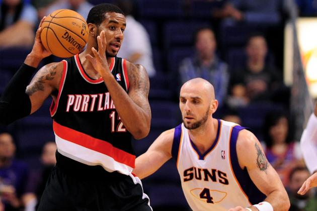 Should LaMarcus Aldridge Be Traded by the Portland Trail Blazers?