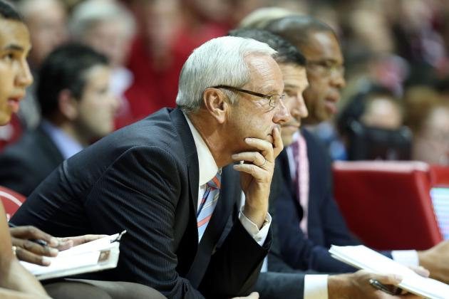 UNC Coach Roy Williams 83-59 Loss to Indiana: A Tough Night to Say the Least