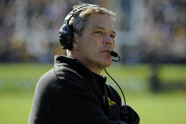 Ferentz Optimistic for 2013 and Beyond