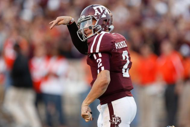 Q & A with Johnny Manziel