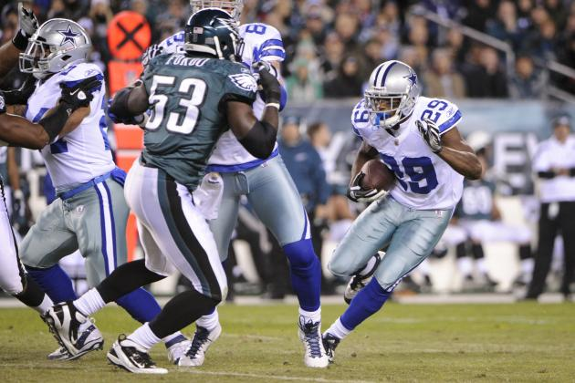DeMarco Murray: Dallas RB's Fantasy Outlook and Week 13 Projections
