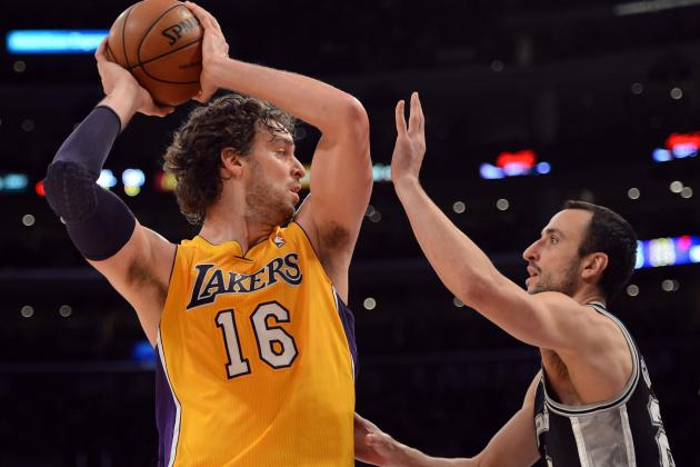 Trading Pau Gasol Not the Cure-All Solution for L.A. Lakers to Correct Course