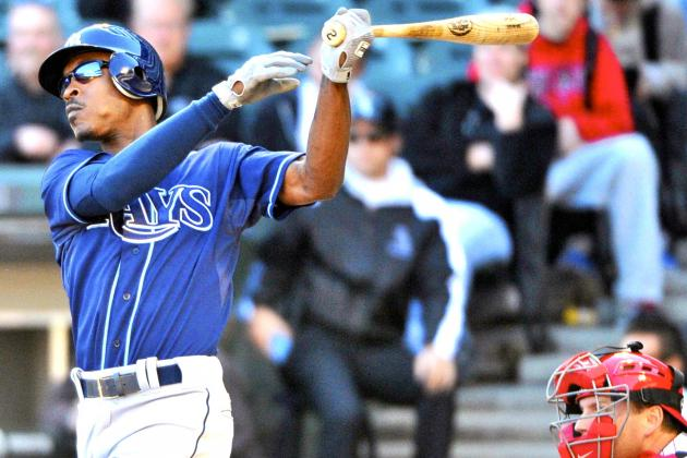 B.J. Upton to Braves: Atlanta  Signs Prized Outfielder to 5-Year Deal