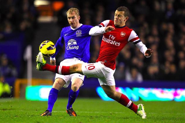 Everton vs. Arsenal: Score, Analysis and Grades