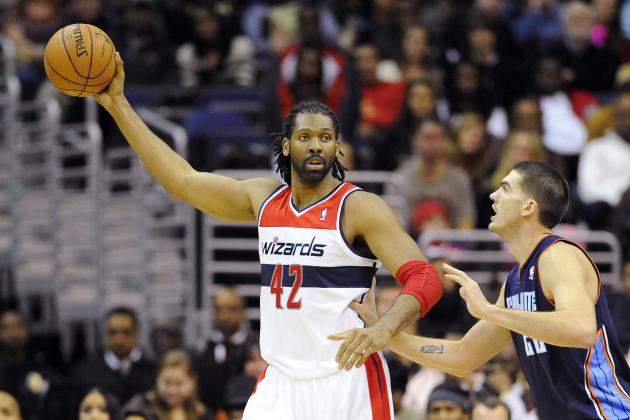 Nene to Play vs. Blazers Despite Foot Injury
