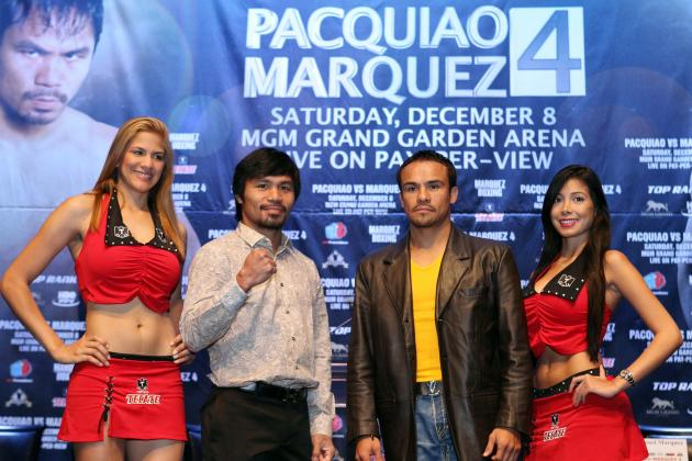 Manny Pacquiao vs. Juan Manuel Marquez: How Dinamita Will Shock the World