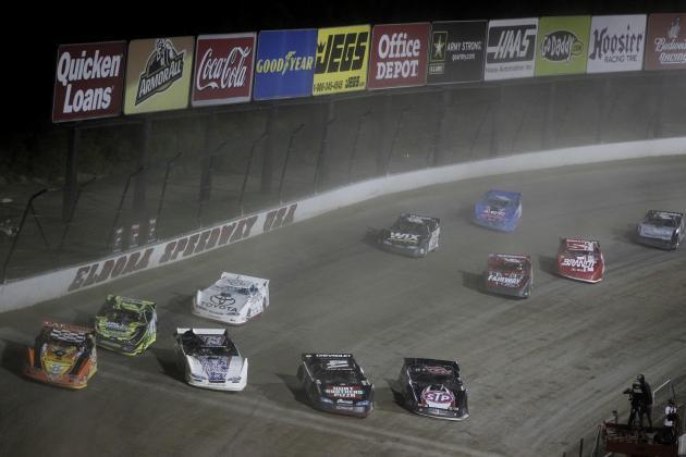 NASCAR Returns to Its Roots of Dirt Racing at Eldora Speedway