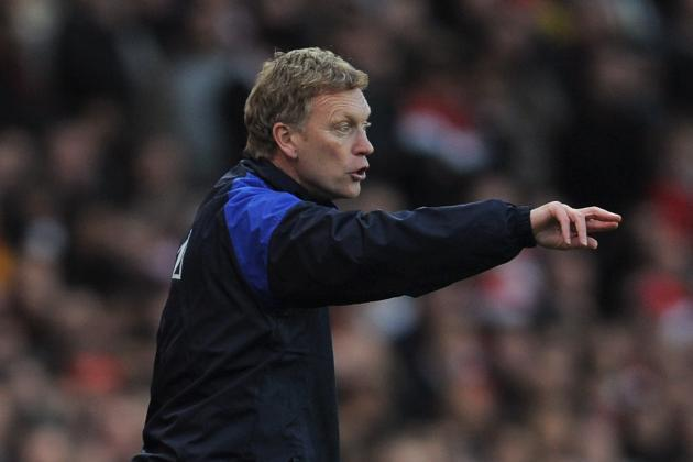 Moyes: Point Was Least We Deserved