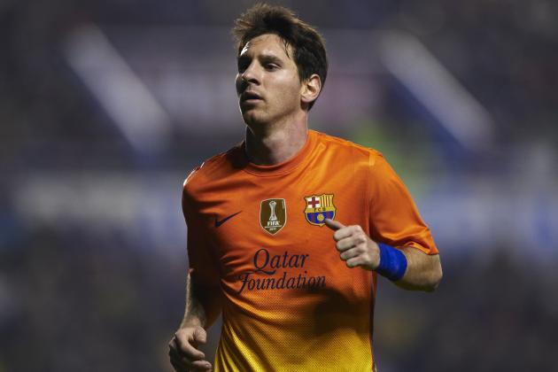 Lionel Messi: Argentinian Will Set Another Record with Fourth Ballon D'Or