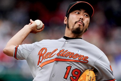 Orioles have some interest in bringing back reliever Koji Uehara