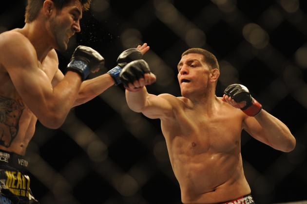 GSP's Trainer: Nick Diaz Deserves to Be No. 1 Contender over Hendricks
