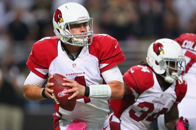 Arizona Cardinals QB Kevin Kolb on Injured Ribs: 'They Feel Good'