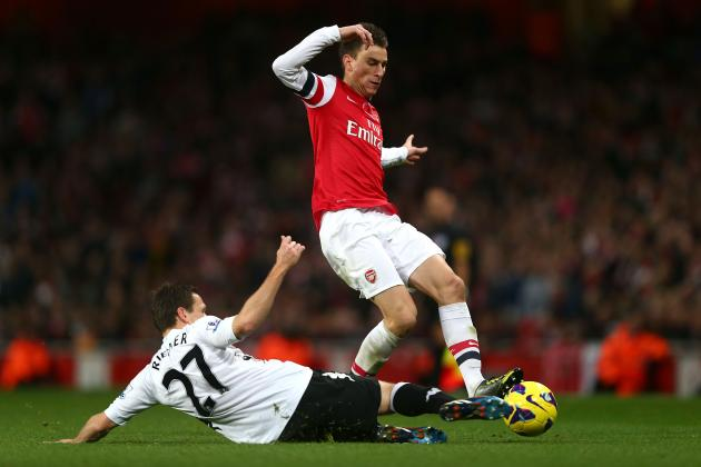 Laurent Koscielny Injury: Updates on Arsenal Defender's Groin