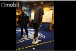 Watch Zach Randolph Fail a Simulated Sobriety Test in the Locker Room