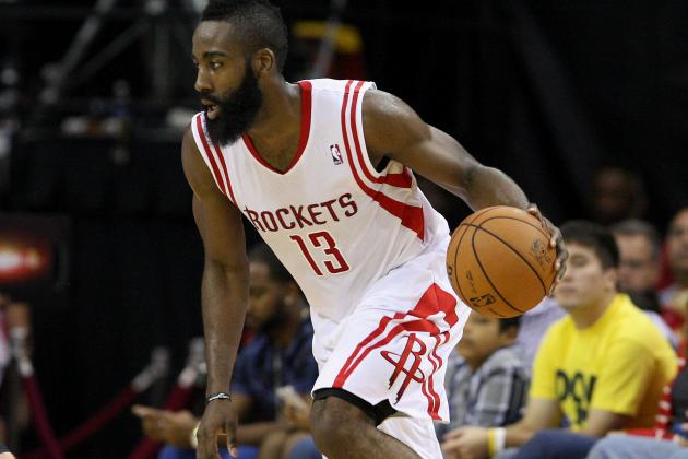 Houston Rockets vs. Oklahoma City Thunder: Live Score, Results and Highlights
