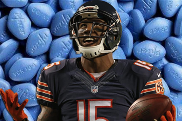 Brandon Marshall Claims Some Players Use Viagra to Boost On-Field Performance