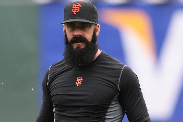 Could Brian Wilson End Up with the Dodgers?