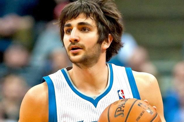 Ricky Rubio Injury: Updates on Timberwolves PG's Return From ACL Surgery