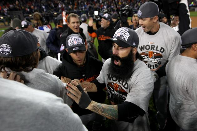 San Francisco Giants Should Move on from Brian Wilson