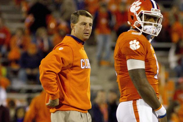 Swinney Focused on 2013 Recruiting Stretch Run