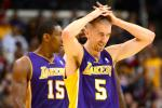 Lakers' Blake Needs Surgery, Will Miss 6-8 More Weeks