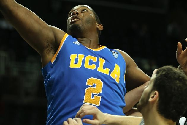 Breaking News: UCLA Center Joshua Smith Leaves Program