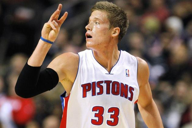 Jonas Jerebko Demoted in Detroit
