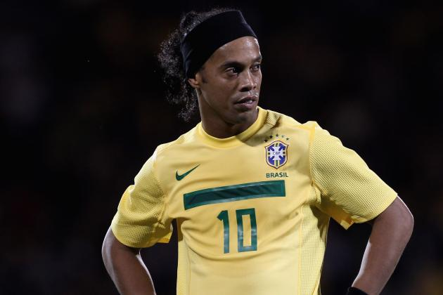 Ronaldinho to Stay with Brazilian Club Atletico Mineiro Through 2013