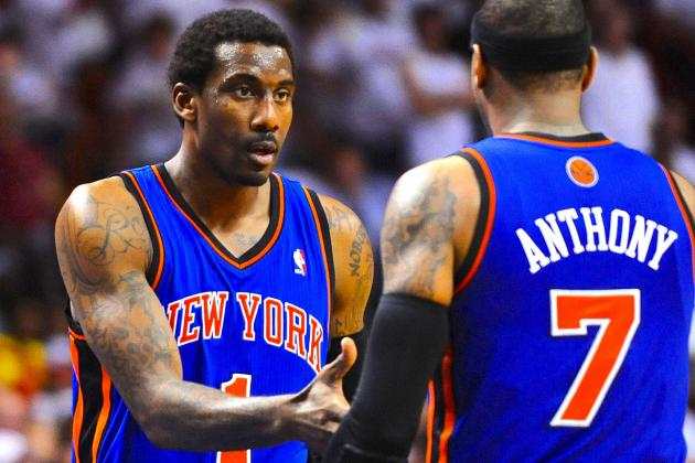 NBA Podcast: Debating Whether NY Knicks Sit or Start Amare When He Returns